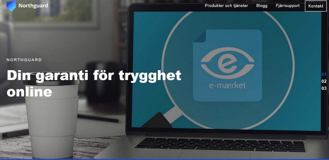 Danska Northguard skyddar svenskarna online